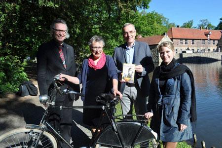 100 Jahre Bauhaus: Kreis Coesfeld und Stadt Dülmen stellen gemeinsames Kulturprogramm vor