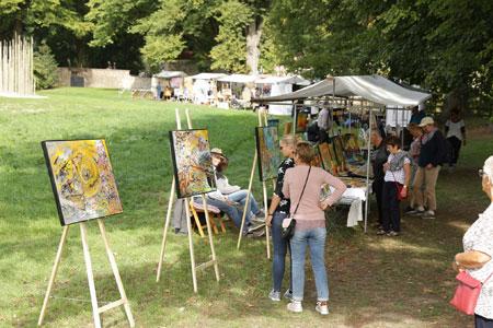 """""""Kunst im Park"""" im September in Lüdinghausen - Jetzt für große Open-Air-Ausstellung bewerben"""