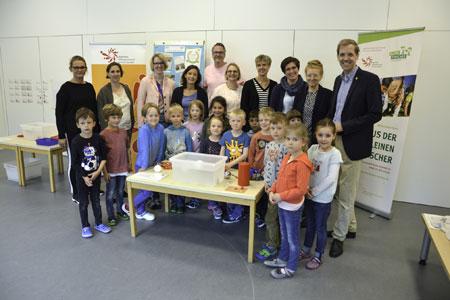 """""""Tag der kleinen Forscher"""" 2019: Kindergartenkinder machen spannende Entdeckungen"""