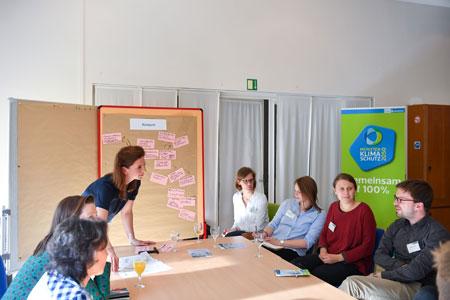 Experimentierfreudige Haushalte testen klimafreundliche Entscheidungen