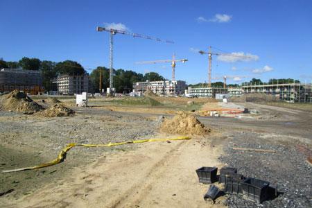 42 Bauplätze am Schwarzen Kamp in Mecklenbeck