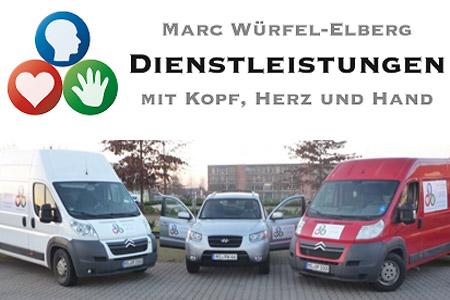 Marc Würfel-Elberg - Dienstleistungen mit Kopf, Herz und Hand