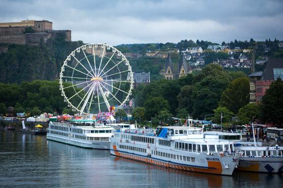 Sommerferienspaß am Romantischen Rhein - Spannende Erlebnisse für die ganze Familie