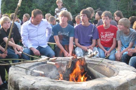 """Klassenfahrten zum Zeltplatz """"Abenteuerland"""" - Das besondere Erlebnis"""