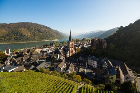Auf den Spuren der Rheinromantik - Das UNESCO Welterbe Oberes Mittelrheintal