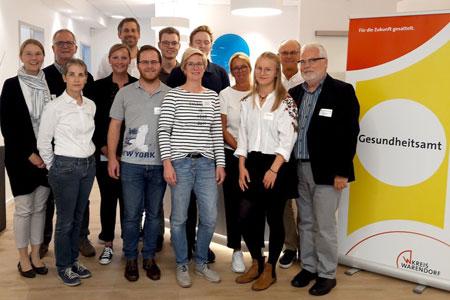Zukunft der ärztlichen Versorgung im Kreis Warendorf: Treffpunkt Hausarztpraxis