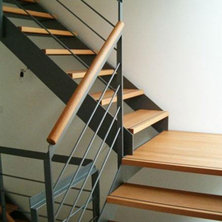 Stahltreppen und Geländer vom Fachmann