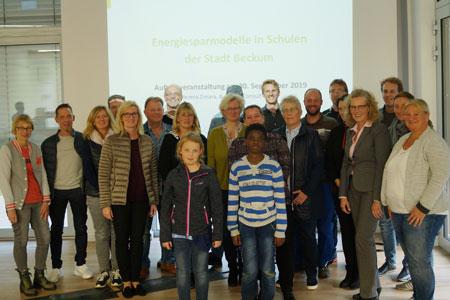 Beckumer Schulen starten 4-jähriges Energiesparprojekt