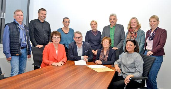 Kooperationsvereinbarung zum Kinderschutz im Kreis Steinfurt wird fortgeschrieben