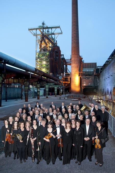 30 Jahre Rhein-Ruhr Philharmonie - Jubiläumskonzert im LWL-Industriemuseum Henrichshütte