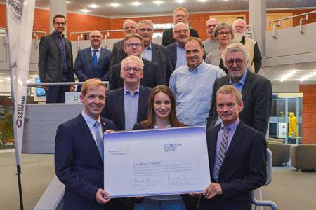 European Energy Award in Gold für den Kreis Coesfeld