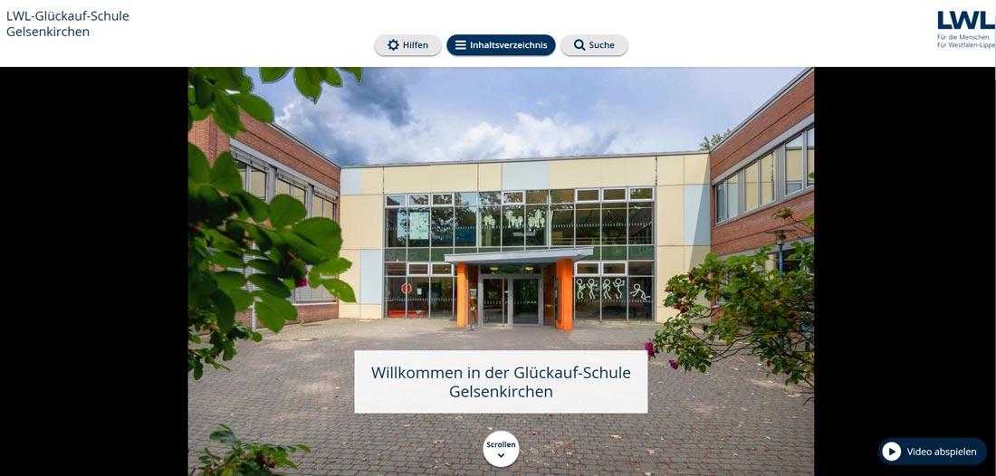 LWL-Förderschule geht mit inklusivem Internet an den Start
