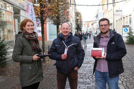 Freies WLAN in der Warendorfer Altstadt