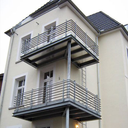 Balkone von Metallbau Aldick-Simon