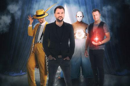 Die Magier 2.0: Magic-Ensemble-Show gastiert im Stadttheater Beckum