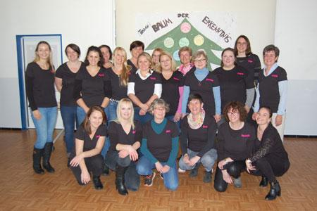 Bundesprogramm ProKindertagespflege im Kreis Steinfurt: Erster Kurs erfolgreich abgeschlossen