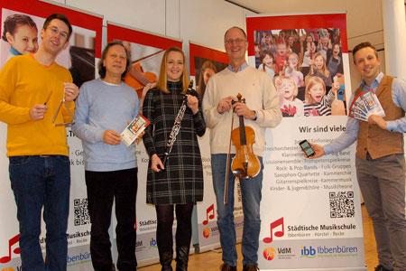 Jahresprogramm der Musikschule Ibbenbüren ist erschienen