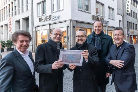 Gestaltungsleitlinien für die Bochumer Innenstadt