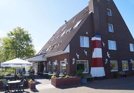Schöne Tage an der Nordsee im Hotel & Restaurant Wattenschipper