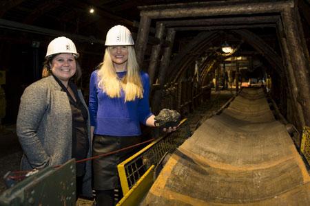 Montanium - LWL-Industriemuseum eröffnet neue Untertage-Erlebniswelt auf Zeche Zollern