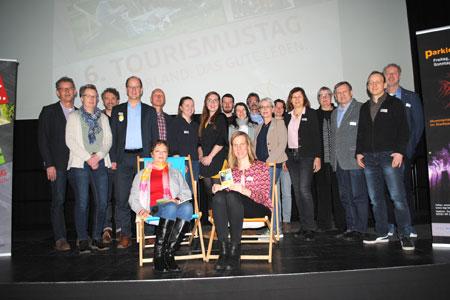 Kreis Steinfurt vernetzt und informiert Fachleute bei 6. Tourismustag in Greven