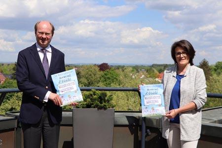 Aktion blühender Garten: Kreis Warendorf verschenkt Blumensamen