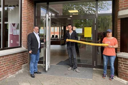 HoT in Warendorf wieder geöffnet