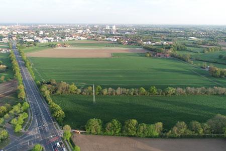 Über 2500 Wohnungen und viele Arbeitsplätze könnten an Steinfurter Straße und Busso-Peus-Straße entstehen