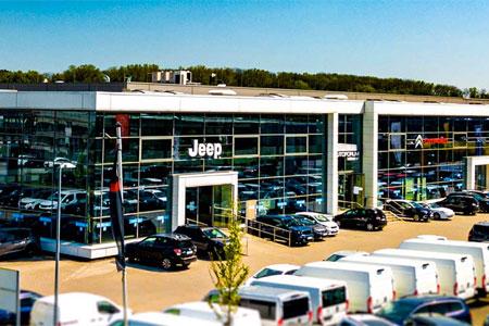 Autoforum Münster - 9 Marken unter einem Dach