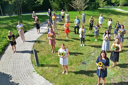 22 neue Lehrerinnen und Lehrer an den Grundschulen im Kreis Steinfurt