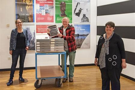 Stadtmuseum Münster erhält Fotosammlung von Ralf Emmerich