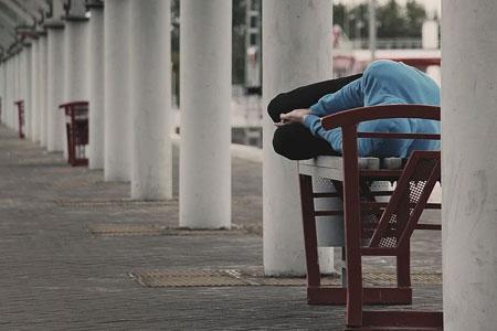 Winterschlafplätze für obdachlose Menschen - Wohnungslosenhilfe benötigt Hinweise