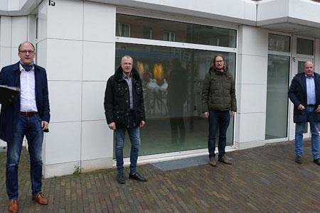 Sofortprogramm Innenstadt - Stadt Dülmen erhält rund 107.000 Euro