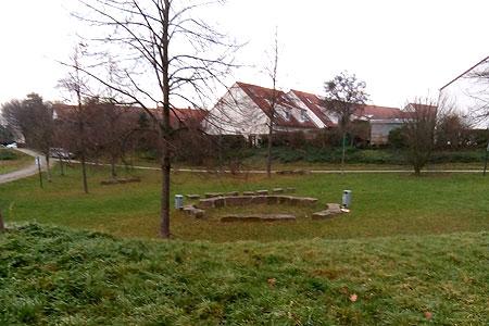 Neu gestaltete Grünanlage in Dortmund-Kley soll die Biodiversität fördern