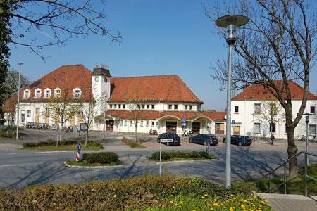 Baulicher Zustand des Bahnhofsgebäude Neubeckum wurde ermittelt