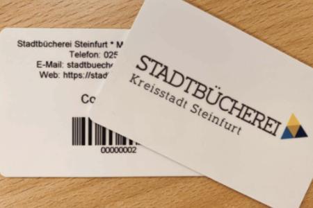 Kostenfreies Schnupper-Abo der Stadtbücherei Steinfurt