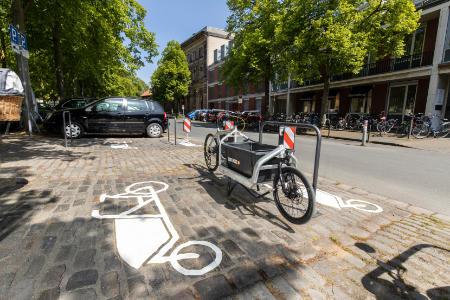 Programm für 3000 neue Fahrradstellplätze in Münster