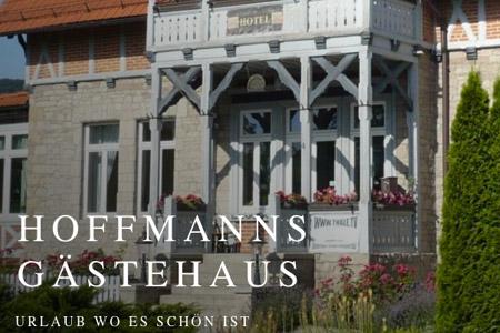 Hoffmanns Gästehaus in Thale - Ideal für Geschäftsreisende