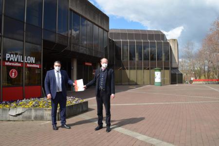 Kreis gibt grünes Licht für Haushalt der Stadt Ahlen