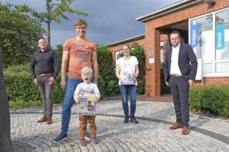 Stadt Ibbenbüren und Stadtwerke Tecklenburger Land vergeben Preise für Klimarätsel