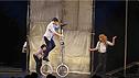 Machine de Cirque - Welt-Uraufführung @ GOP Varieté, Theater München